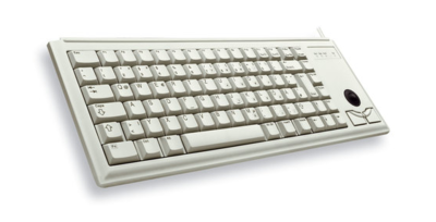 Claviers avec trackball/touchpad l Compact-Keyboard G84-4420
