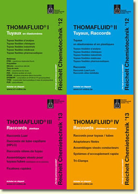 THOMAFLUID - le plus grand choix de tuyaux, flexibles, raccords, joints et robinets !