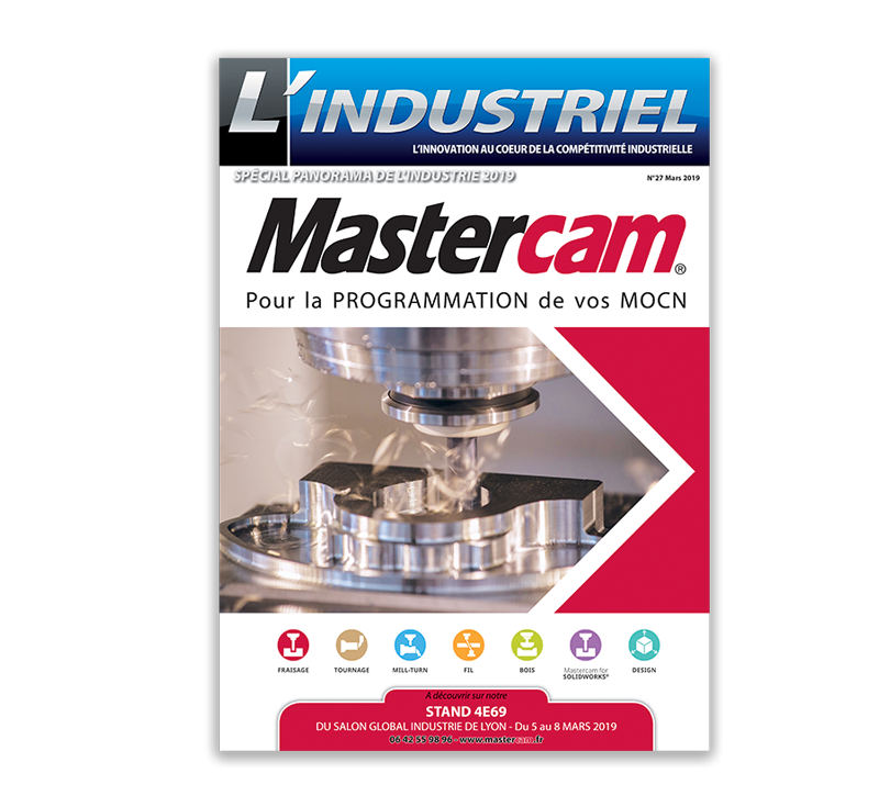 Magazine L'Industriel